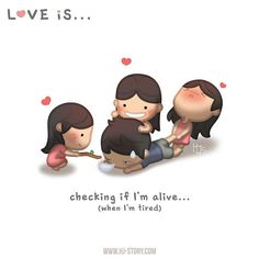 HJ-Story :: Love is... Alive | Tapastic - image 1