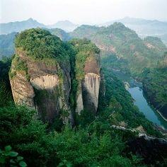 Wuyishan, Fujian, China
