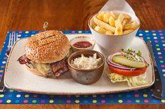 Max & Ben's Bistro Auchterarder, Scotland Menu Items, Hamburger, Scotland, Food Photography, Restaurant, Ethnic Recipes, Diner Restaurant, Burgers, Restaurants