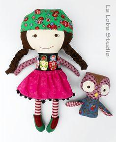 Rag doll, witch, fortune teller, halloween, dolls, gypsy doll, fabric doll, cloth doll, wicca, halloween toys, doll collectibles, rag dolls  She has