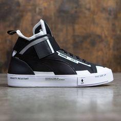 12f65aa719de3e Puma x UEG Men Court Play (black   white) Pumas Shoes