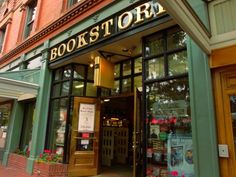 18 bookstores every book lover should visit