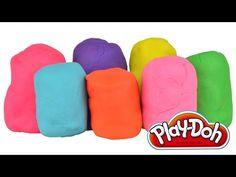 Peppa pig Play doh Kinder Surprise eggs Paw patrol Toys English My little pony Playdough Egg  #playdoh #surprise #eggs #peppa #pawpatrol #mlp