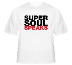 SuperSoul T Shirt Tee Shirt Designs, Tee Shirts, Tees, Yoga, Store, Mens Tops, Fashion, Moda, T Shirt Designs