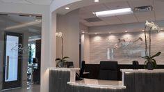 111 best dental front desk design inspiration images dental office rh pinterest com
