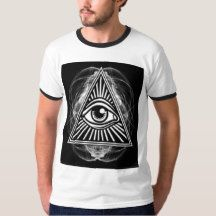Illuminati - All Seeing Eye of Providence T-Shirt