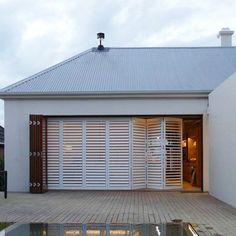 Never have to compromise between security and beauty! Aluminium security shutters offer all of the functional benefits of both burglar proofing, privacy and light control in s single, beautiful combination.