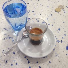 #coffee #glass #morn