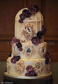 ~the cake illusionist | Gallery - Birdcage~