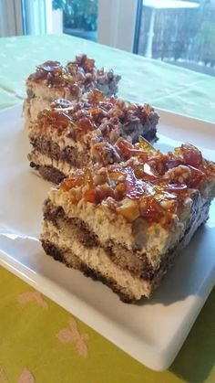 My Recipes, Cake Recipes, The Kitchen Food Network, Greek Desserts, Chocolate Sweets, Food Network Recipes, Banana Bread, Deserts, Food And Drink