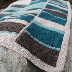 Beach Baby Blanket
