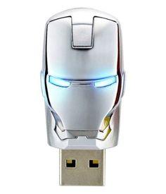 The AVENGERS Ironman War Machine Mask USB Flash Drive 8GB by InfoThink, http://www.amazon.com/dp/B008N2PPW0/ref=cm_sw_r_pi_dp_oLhArb0EHJ3JN