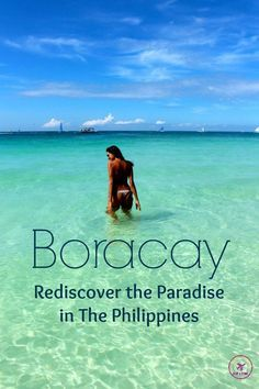 All you need to know about Boracay - Philippines! Where to stay, hidden beaches and what to do in this stunning island!