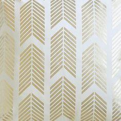Caitlin Wilson Textiles: Gold Arrows Fabric Can I do this?