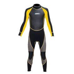 Kid's Fullsuit Wetsuit Surfing Wetsuit Neoprene