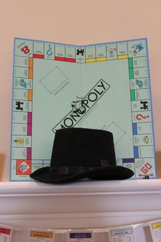 Monopoly Birthday Party