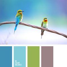 Цветовая палитра №893