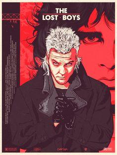 Lost Boys Movie, The Lost Boys 1987, Cult Movies, Horror Movies, Lost Boys Tattoo, Best Vampire Movies, Real Vampires, Cinema, Boy Tattoos