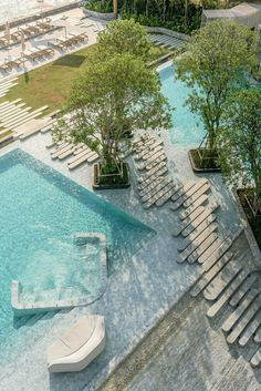 Modern Pool | Design by the Urbanist Lab