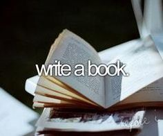 Write a Book.....just for my kids.