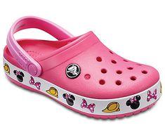 7ff5b7b3807b Kids  Crocband™ Minnie Mouse Clog