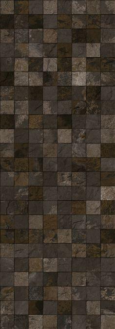 Mosaico oscuro