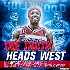Paul Pierce, LA Clippers