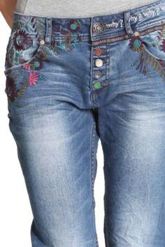 Desigual Noelia Jeans