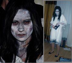 Samara Morgan make up