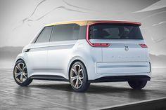 Volkswagen Budd-E Concept | Uncrate