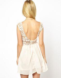 Rozkloszowana zwiewna sukienka koronka asos w PL (4118322940) - Allegro.pl - Więcej niż aukcje.
