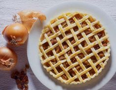 Denny Chef Blog: Crostata alle cipolle