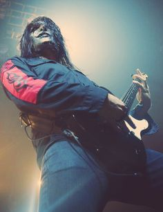 Mr. Jim Root. Guitarist for Slipknot and Stone Sour.