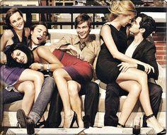 Gossip Girl Cast (Entertainment Weekly)