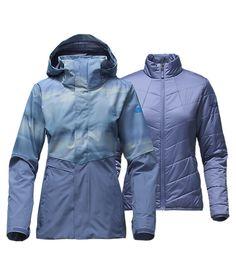 6361fd63d03b Women s garner triclimate® jacket. North Face ...