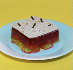 edible jello skin model - easy model of skin layers. A great science demonstration for kids Food Science, Science Books, Science Experiments Kids, Science For Kids, Science Activities, Science Demonstrations, Human Body Science, Easy Model, Jello