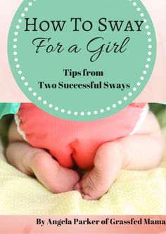 How to sway for a Girl #gender #conceived #babygirl