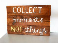 "19 Gostos, 1 Comentários - mint & wood (@mintandwoodsigns) no Instagram: ""#buyhandmade #decor #walldecor #woodsign #woodsigns #decoracao #saying #rustic #art #artesanato…"""