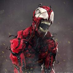 Cletus Kasidy better known as Carnage