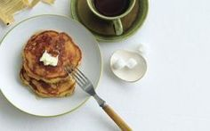 Fresh Corn Pancakes from The Bitten Word.  Our summertime favourite.