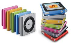 Apple's new iPods: Various new iPod touches, new iPod nano, tweaked iPod shuffle   9to5Mac