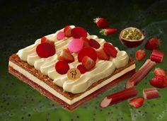 Pierre Hermé Paris http://www.parisselectbook.com/en/pierre-herme-celebrates-sping-with-a-collection-of-strawberry-delicacies/