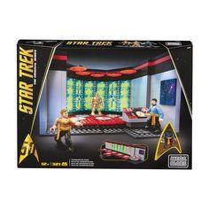 Mega Bloks Star Trek the Original Series - Transporter Room: 321 Pcs