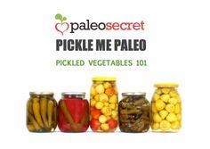 PickledVegetables