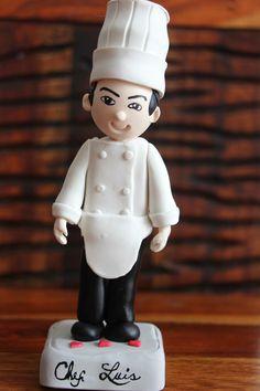 Lindo cheft personalizado  #porcelanafría #craft #craft #panamá #507