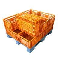 A caixa plástica hortifruti é também conhecida como caixa plástica vazada, caixa plástica BR 1000 ou caixa HFG. Essa caixa plástica hortifruti é comumente usada para transportar os mais diversos tipos de alimentos de origem vegetal e espécies de frutas, além de hortaliças e legumes.