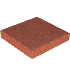The 12 in. square patio stone is an easy landscape addition to a patio or pathway. It is also great for step stones in a garden or for a walkway. Outdoor patios combine the best of interior comforts with Concrete Retaining Walls, Concrete Footings, Concrete Steps, Concrete Garden, Grass Pavers, Brick Laying, Outdoor Living Rooms, Landscaping Supplies, Pool Decks