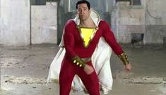 Zachary Levi Really Wants Shazam! To Join the Justice League Zachary Levi, Adam Brody, Mark Strong, Upcoming Superhero Movies, Shazam Movie, Dr Fate, Streaming Tv Shows, Cinema, Christopher Nolan