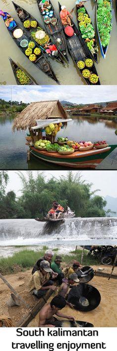 Wisata Di Kalimantan Selatan - #south kalimantan