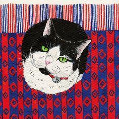 "Vanna Bartlett - ""The Cat Sat On The Mat"""